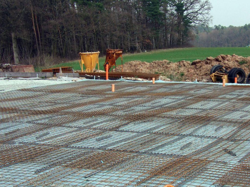 Fertighaus Bodenplatte | Die Bodenplatte für Ihr Haus