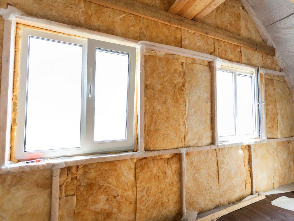 Dachbodenausbau, Isolierungen, Wärmedämmung, Innviertel, OÖ