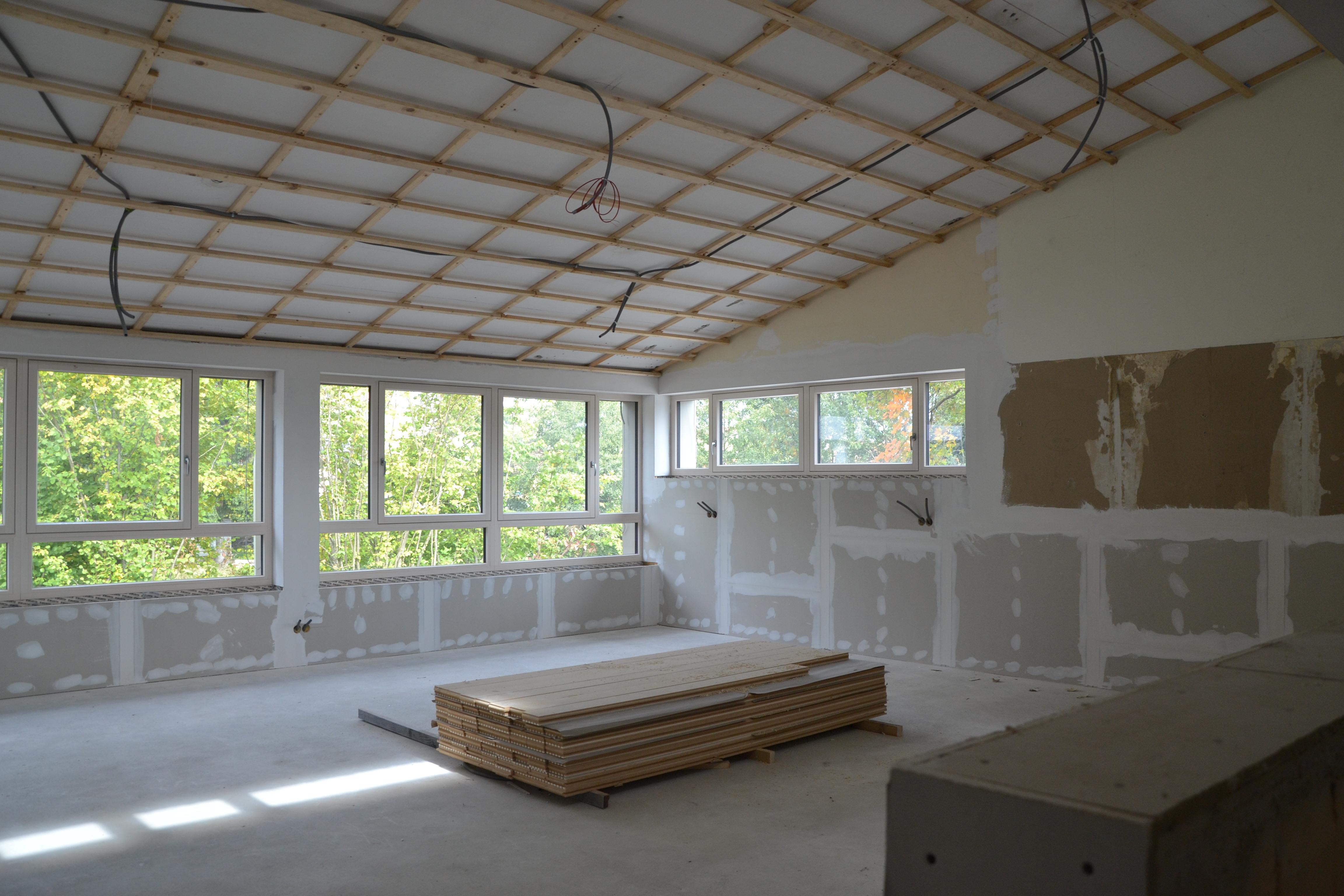 Rigips Fußbodenplatten ~ Trockenbau rigips gipskartonplatten ausbauten von dachgeschossen