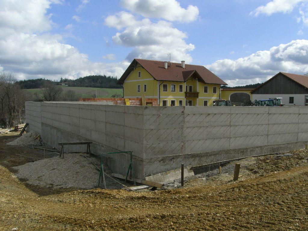 SCHALUNGSARBEITEN, Schalungen, Wandschalungen, Deckenschalungen, Innviertel, Oberösterreich
