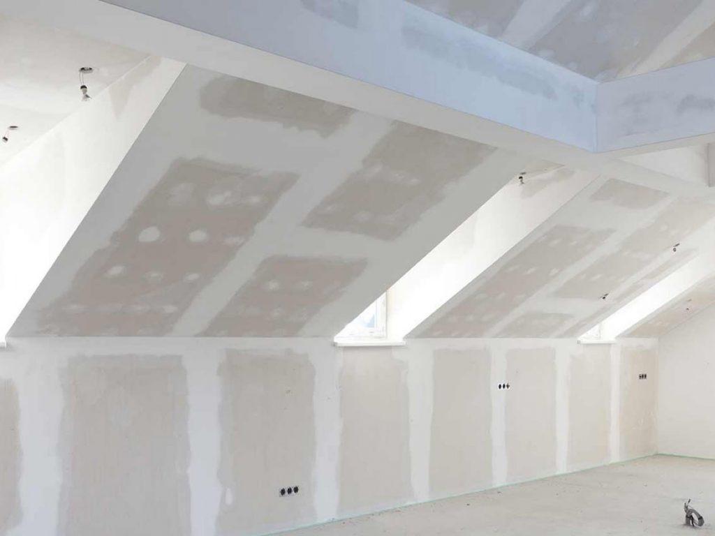 TROCKENBAU, Zimmerausbau, Dachgeschossausbau, Innviertel, Oberösterreich