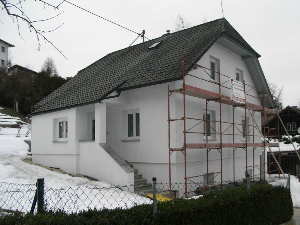 VOLLWÄRMESCHUTZ, Isolierungen, Wärmedämmung, Innviertel, Oberösterreich